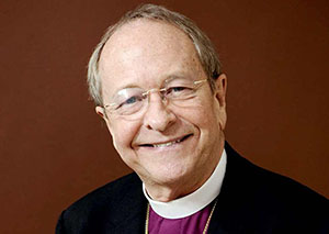 Gene Robinson, Bishop in Residence