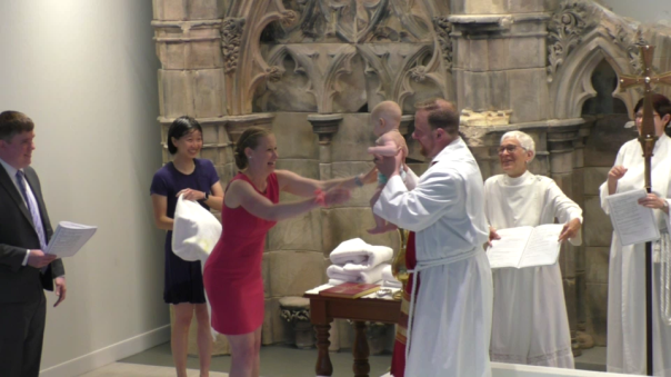 Pentecost Baptisms 08