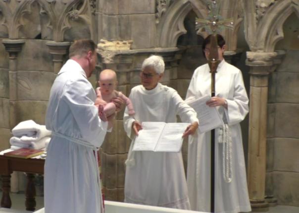 Pentecost Baptisms 10