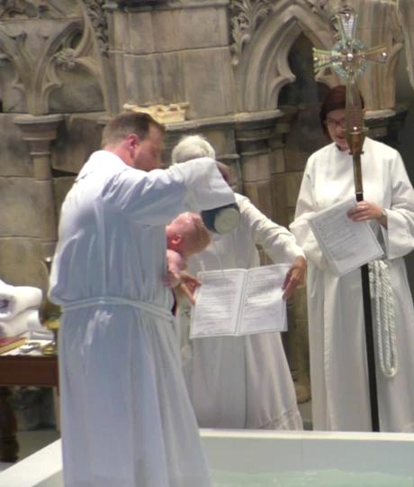 Pentecost Baptisms 11